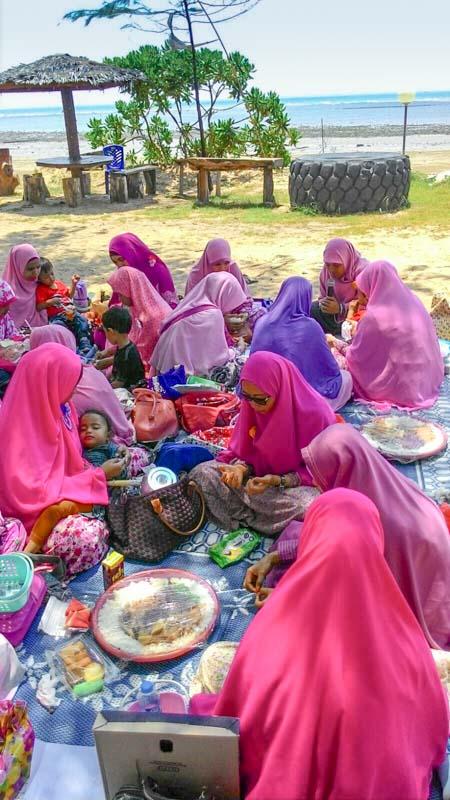 berdoa sebelum makan